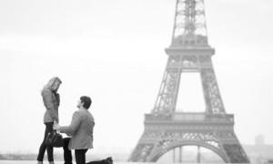 Cầu hôn lãng mạn ở những địa điểm nổi tiếng thế giới