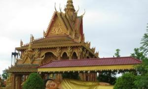 Nét đẹp chùa Khmer ở Cà Mau