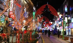 Du lịch Hàn Quốc mùa lễ hội