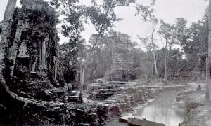 Phật viện Đồng Dương ẩn mình nơi rừng rậm