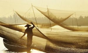 Biển Cửa Đại trong bộ ảnh du lịch quốc tế của tuần
