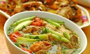 Những món cá ngon 'liên tỉnh' ở Hà Nội