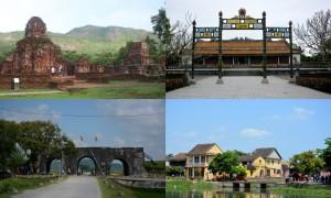 Những điểm dừng chân trên con đường di sản miền Trung