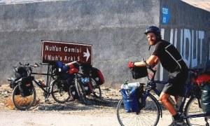 Gác đường công danh để đạp xe chu du 61 nước