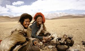 Tây Tạng đạt lượng khách kỷ lục vào năm 2014