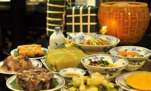 Những món ăn nghe tên là thấy Tết