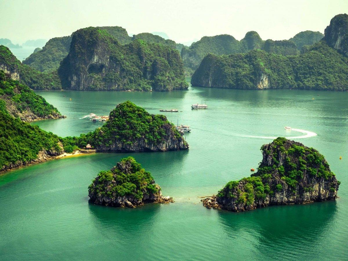 Vịnh Hạ Long, Phong Nha vào top kỳ quan thiên nhiên ngoạn mục ...