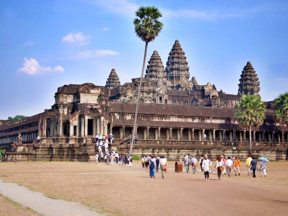 Angkor Wat - vẻ đẹp huyền bí và linh thiêng - Ngôi sao