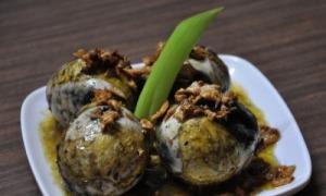 Trứng vịt lộn - món ăn sáng phổ biến ở Philippines