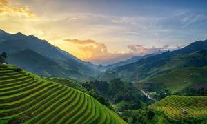 Mù Cang Chải, vịnh Hạ Long vào top điểm đến đẹp nhất thế giới