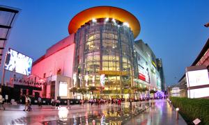 Những thiên đường mua sắm cuối năm ở châu Á