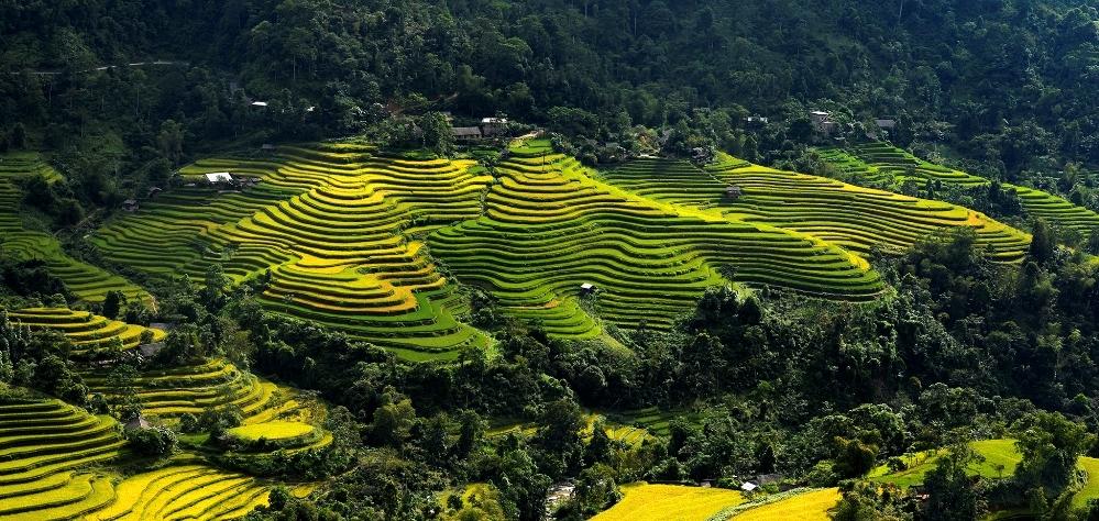 Vẻ đẹp của đất và người Hoàng Su Phì - VnExpress Du lịch