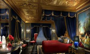 Macau hé lộ hình ảnh khách sạn đắt tiền nhất thế giới
