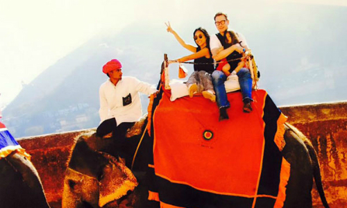 Đoan Trang và trải nghiệm du lịch Ấn Độ sang chảnh