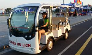 Hội An, Phú Quốc sắp có xe điện phục vụ khách du lịch