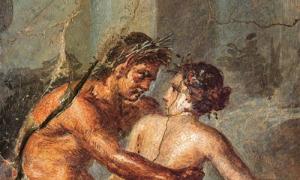 Những bức tranh tường hé lộ đời sống hưởng lạc thời La Mã