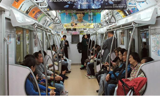 9 điều về tàu điện ngầm Tokyo khiến du khách nước ngoài ghen tỵ