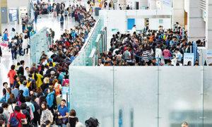 3.400 khách Trung Quốc từ chối tới Jeju vì căng thẳng chính trị