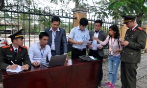 9 hướng dẫn viên 'chui' ở Quảng Ninh bị phạt 70 triệu