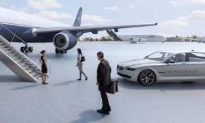 Dịch vụ hàng không dành riêng cho người giàu ở Mỹ