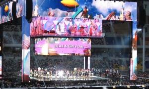 Busan mở đại nhạc hội suốt 10 ngày để hút khách