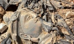 Bảo tàng bị tố để tượng Phật 1.500 tuổi ngoài đống rác