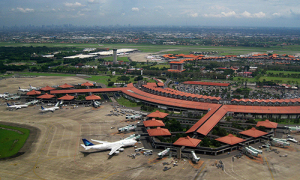 Những sân bay gần Bali đang hoạt động