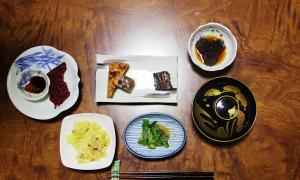 Bữa cơm của người Nhật Bản có gì?