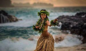 Điệu nhảy 'hô mưa gọi gió' của người Hawaii
