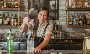 Đường đến vị trí số một thế giới của nữ bartender
