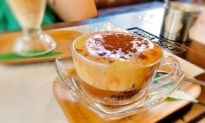Quán cà phê trứng Hà Nội ở giữa lòng Nhật Bản