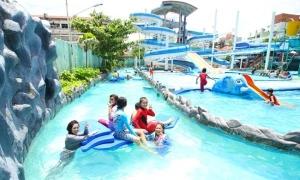 5 công viên nước tránh nóng cho người Sài Gòn