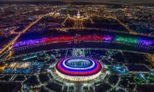 Khám phá 12 sân bóng diễn ra World Cup 2018