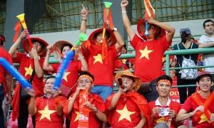 Cổ động viên tại Indonesia dự đoán Việt Nam sẽ thắng Syria