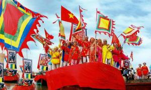 Nhiều nghi lễ cổ được tái hiện trong lễ hội Côn Sơn - Kiếp Bạc