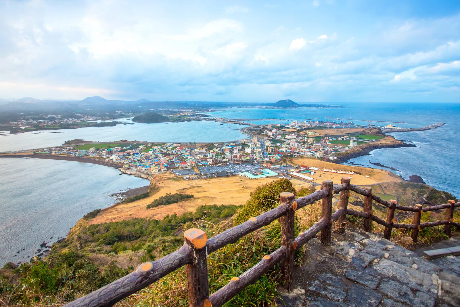 Jeju - vùng đất không cần khóa cửa ở Hàn Quốc