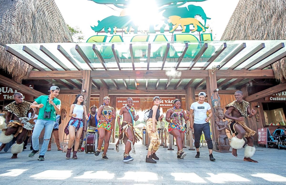Đón Tết đầy năng lượng giữa 'châu Phi thu nhỏ' ở Phú Quốc - VnExpress Du  lịch
