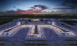 Siêu sân bay 8 tỷ USD đi vào hoạt động ở Thổ Nhĩ Kỳ
