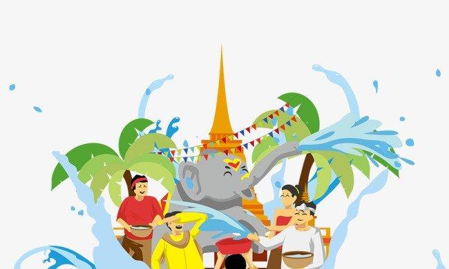 Những lưu ý khi tham dự tết té nước Songkran