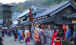 Edo Wonderland - thiên đường giải trí du khách nên đến một lần