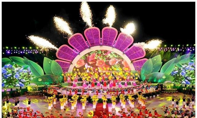 Festival hoa Đà Lạt thay đổi chủ đề mỗi ngày