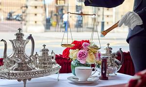 Nơi một ấm trà có giá cao hơn phòng khách sạn hạng sang