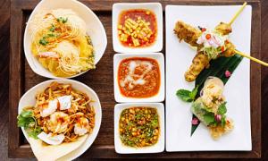 Tinh hoa ẩm thực Thái tại nhà hàng Saffron, Laguna Lăng Cô Huế