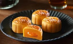 Hương vị của bánh Trung thu Hong Kong