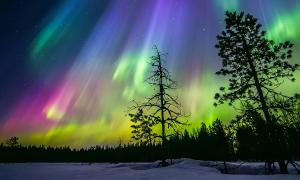 Những điểm ngắm cực quang nổi tiếng thế giới