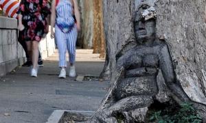 Sự 'hồi sinh' của những gốc cây chết ở Rome