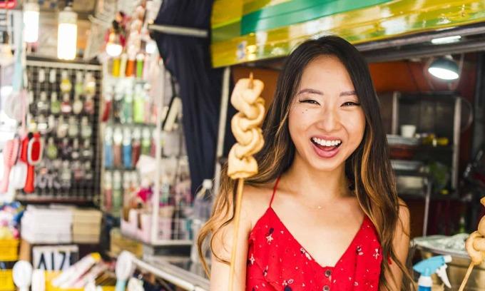 5 món ăn đường phố dễ tìm ở Seoul