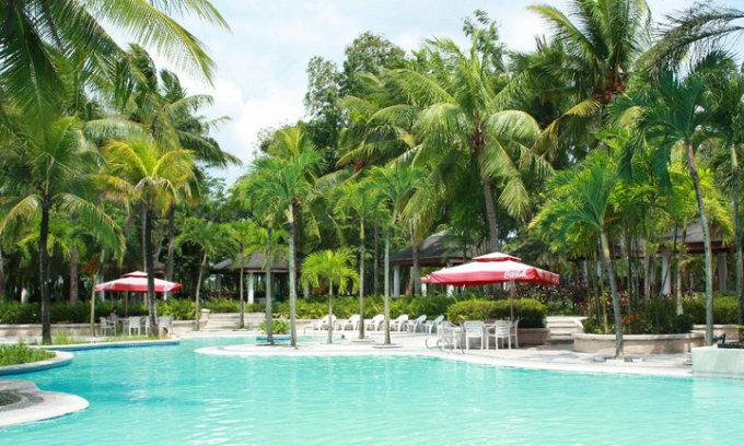 Hai khách sạn U22 Việt Nam nghỉ tại SEA Games