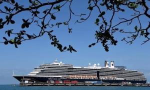 Đài Loan tìm 31 tài xế chở khách tàu Westerdam