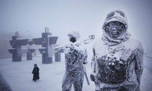Thị trấn lạnh -68 độ C